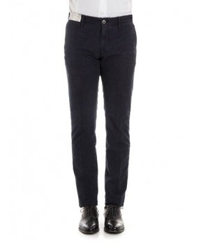 PANTALONE CHINO IN COTONE - Pantaloni INCOTEX